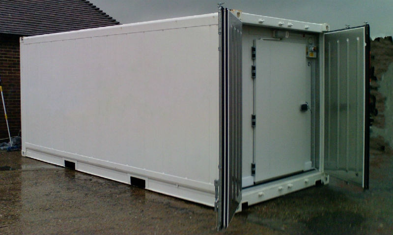 Portable Cold Rooms
